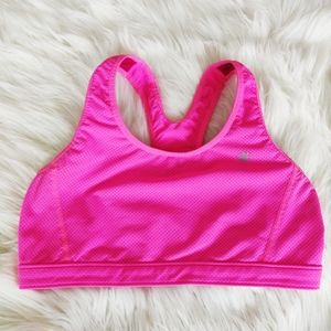 Champion reversible sports bra size medium